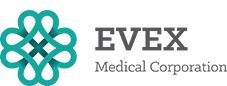 Logo EVEX Medical Corporation